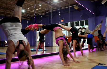 Fun Meets Fit at Chrome Fitness