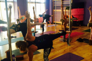 workout classes yoga