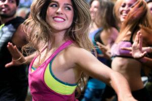 workout classes zumba